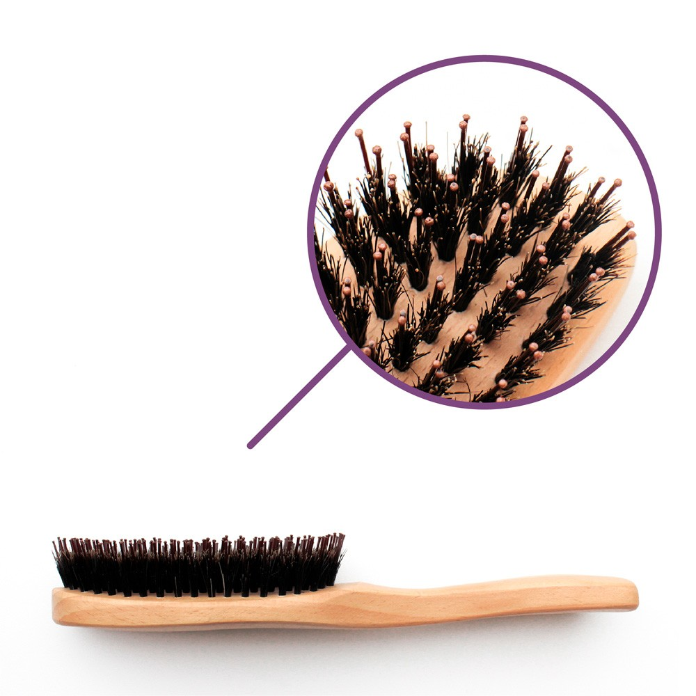JU009 Wooden Brush